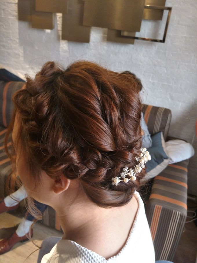 HAIR STYLING by CLICK MAKEUP - 015