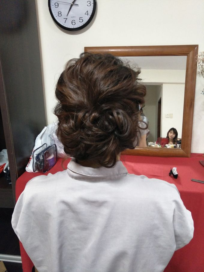 HAIR STYLING by CLICK MAKEUP - 021