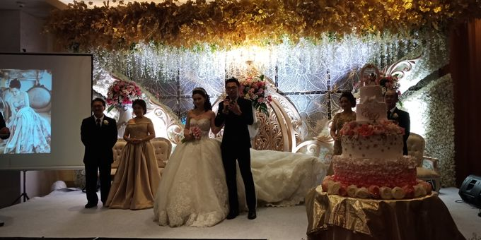 Wedding Elbert & Devy 15 September 2018 by Priceless Wedding Planner & Organizer - 008
