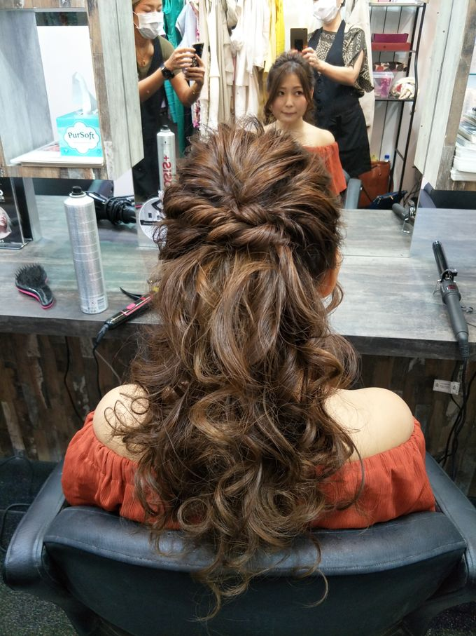 Hairstyling By Lili by Lili Makeup Specialist - 015