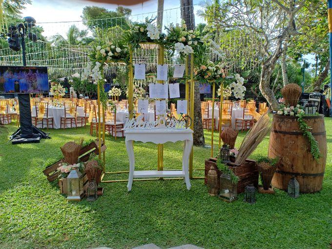 Wedding dinner 80 Orang by Sekar Jagat Bali - 004