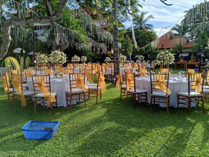 Wedding dinner 80 Orang by Sekar Jagat Bali - 007