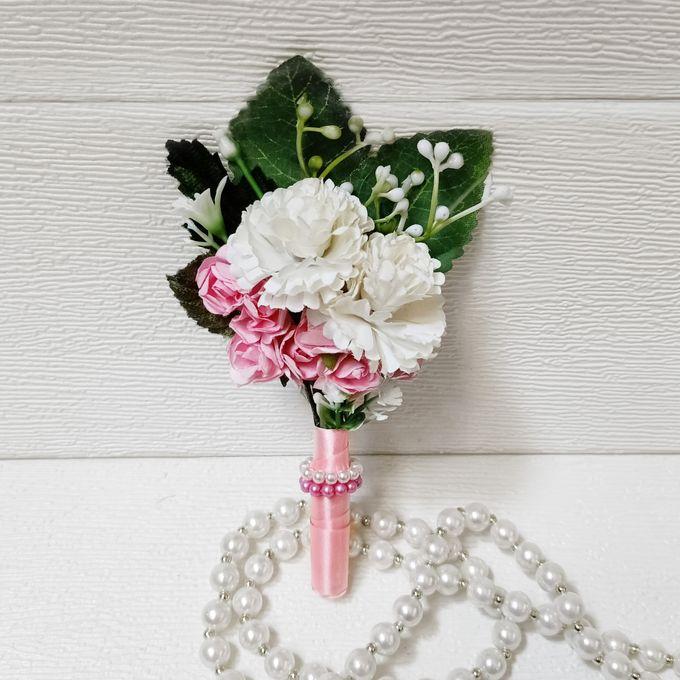 Artificial Corsage & Boutonniere by raia_fleurs - 004
