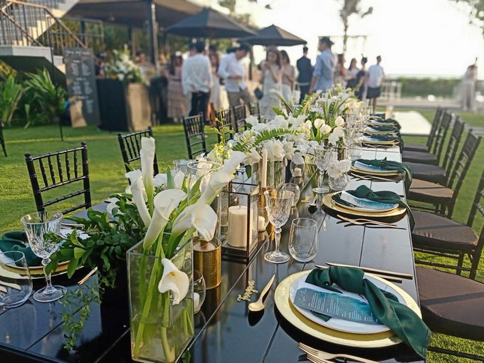 wedding Event Charles & Vicky 12 Oct 2019 by Table d'Or - 019