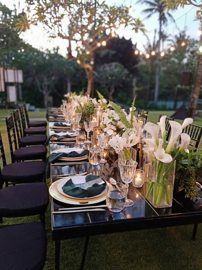 wedding Event Charles & Vicky 12 Oct 2019 by Table d'Or - 038