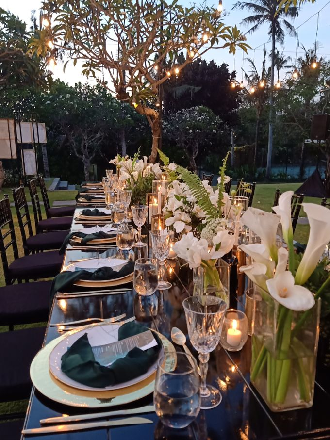 wedding Event Charles & Vicky by Table d'Or - 028