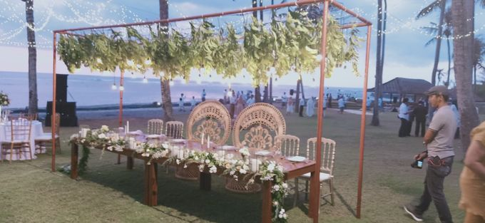 Wedding Event Oki & Zara 19-10-2019 by Table d'Or - 011