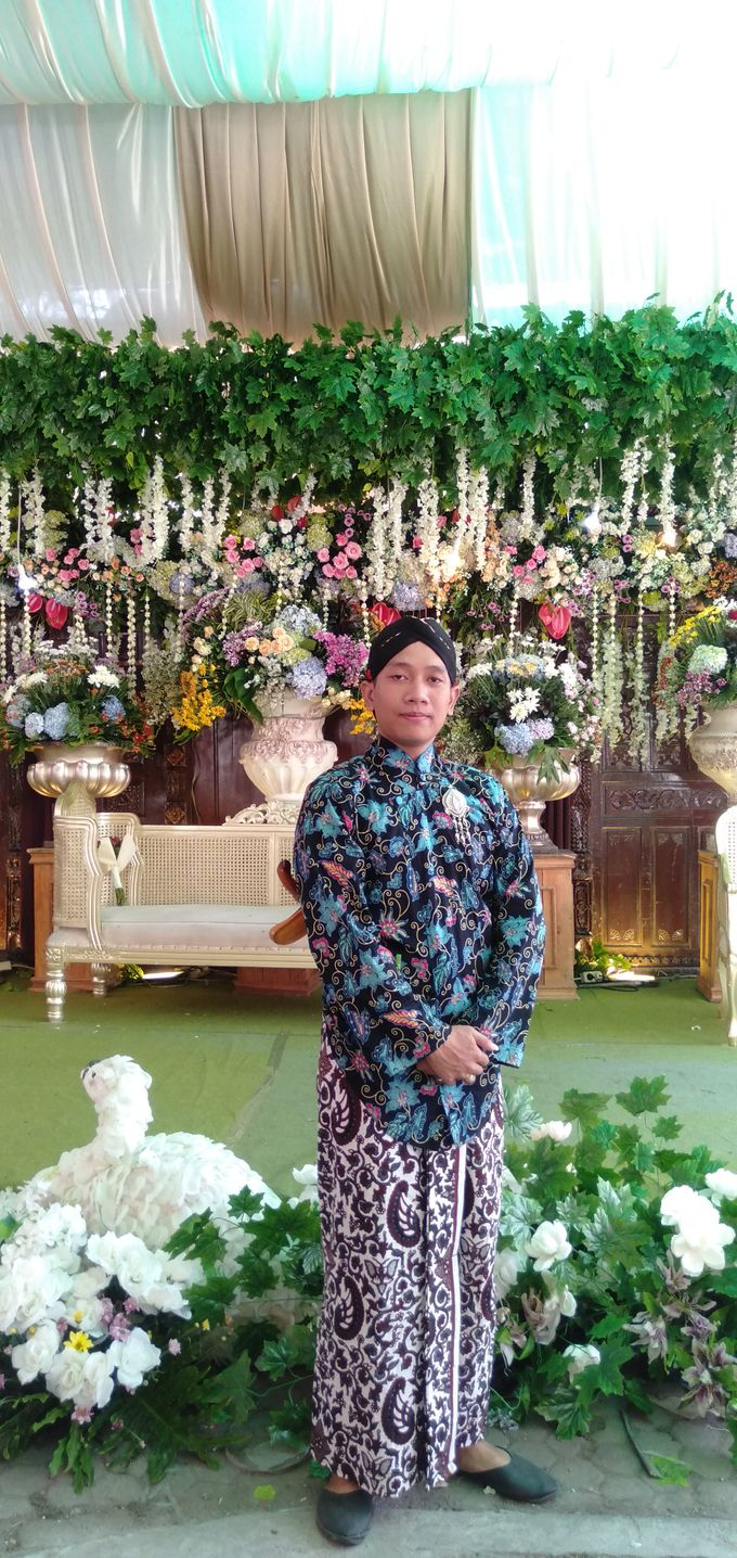 Traditional Wedding acara rumahan by Bagus Priyo Laksono MC - 005
