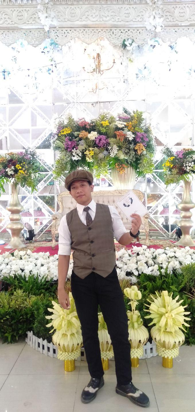 Modern wedding party by Bagus Priyo Laksono MC - 002
