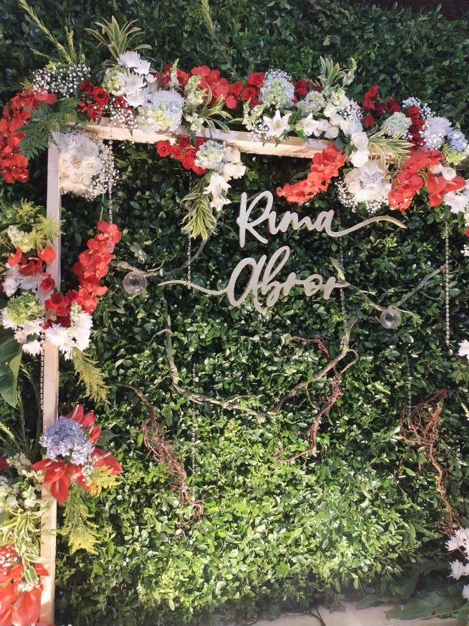 Engagement - Abror & Rima by Charissa Event & Wedding Decoration - 002