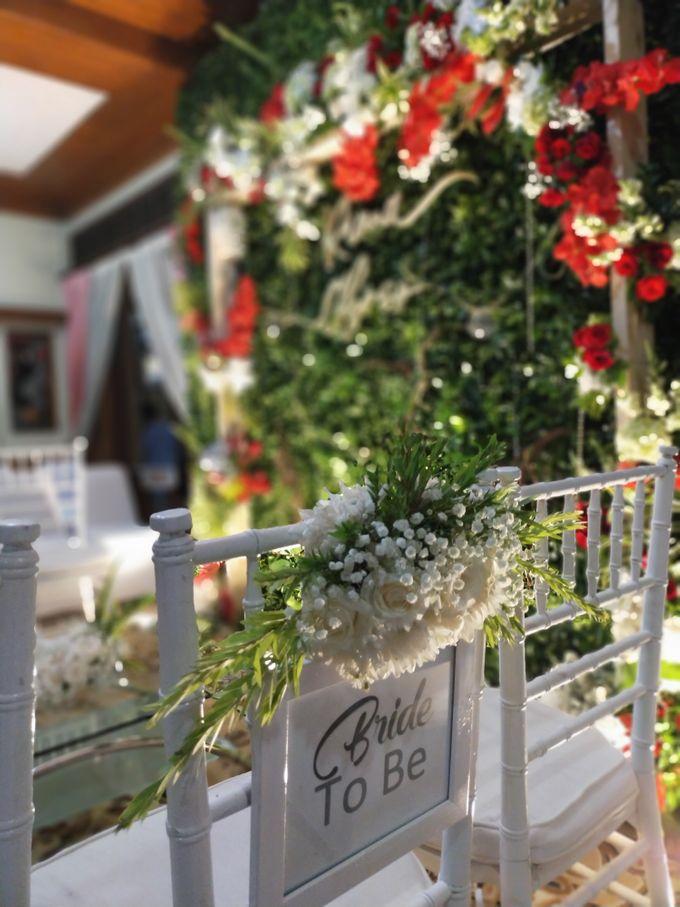 Engagement - Abror & Rima by Charissa Event & Wedding Decoration - 004