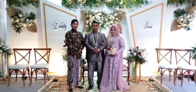 Traditional Wedding acara rumahan by Bagus Priyo Laksono MC - 006
