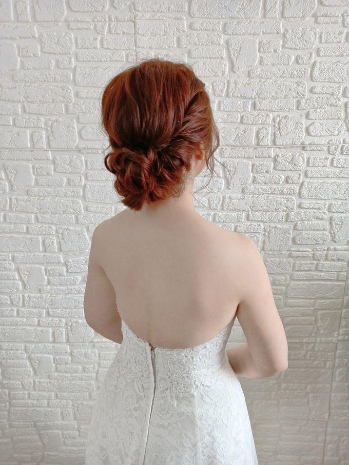 Hairdos by Shino Makeup & Hairstyling - 005