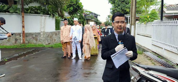 Akad dan Resepsi Pernikahan Rifan Adrian dan Nur Riszeki Amalia by Panji Nugraha MC - 006