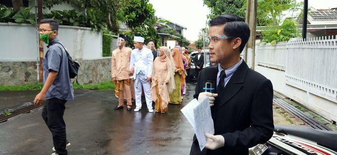 Akad dan Resepsi Pernikahan Rifan Adrian dan Nur Riszeki Amalia by Panji Nugraha MC - 007