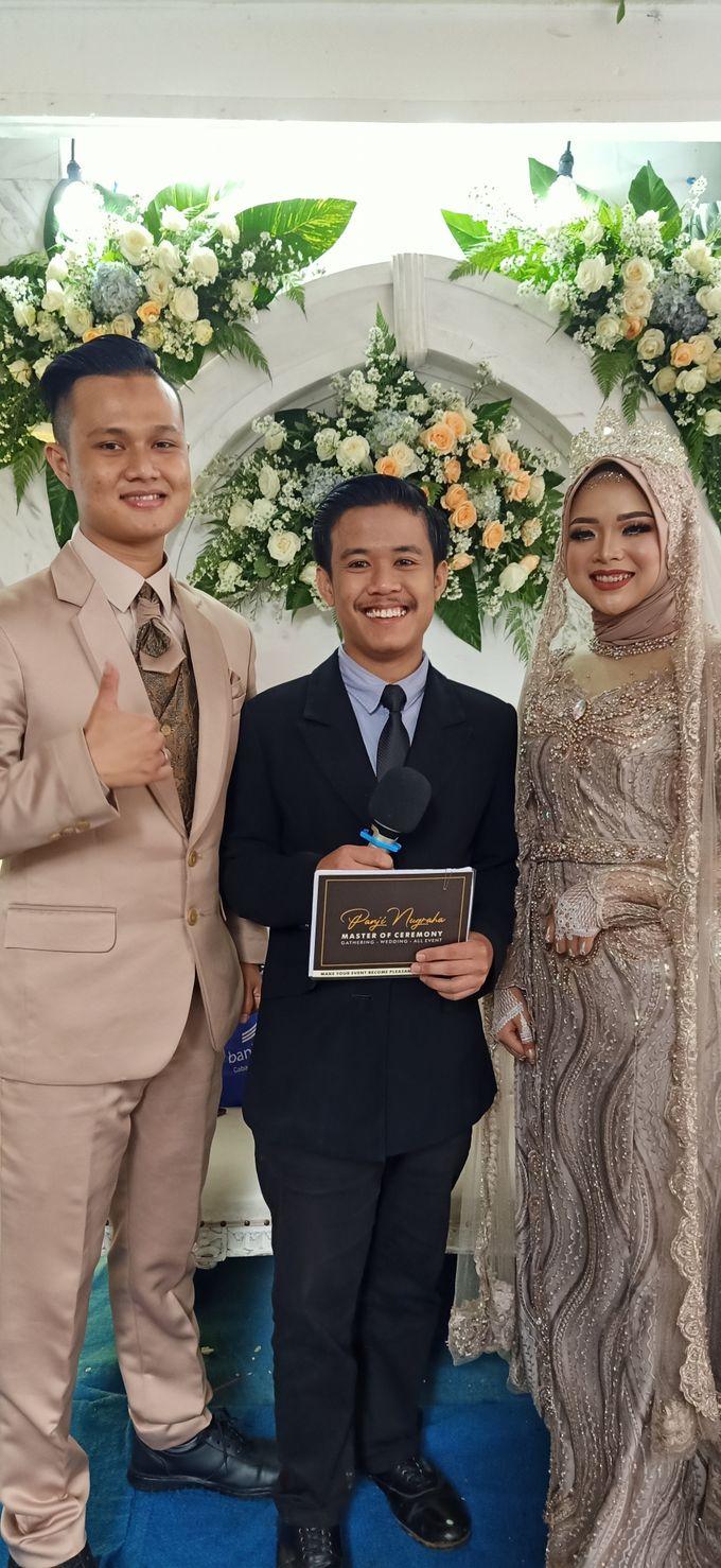 Akad dan Resepsi Pernikahan Rifan Adrian dan Nur Riszeki Amalia by Panji Nugraha MC - 003