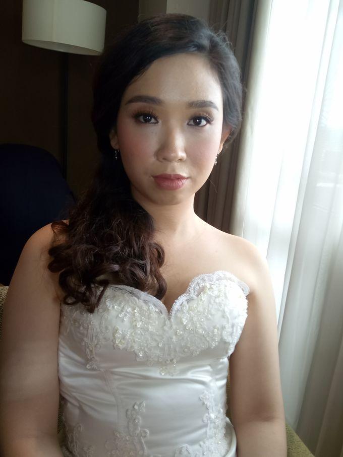 Ms. Andrea Korean Thailand Wedding Makeup Holy Mat by Hana Gloria MUA - 004