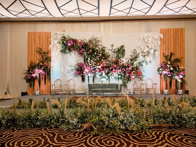 Wedding of Abi & Tami | 19 December 2020 by Financial Club Jakarta - 020