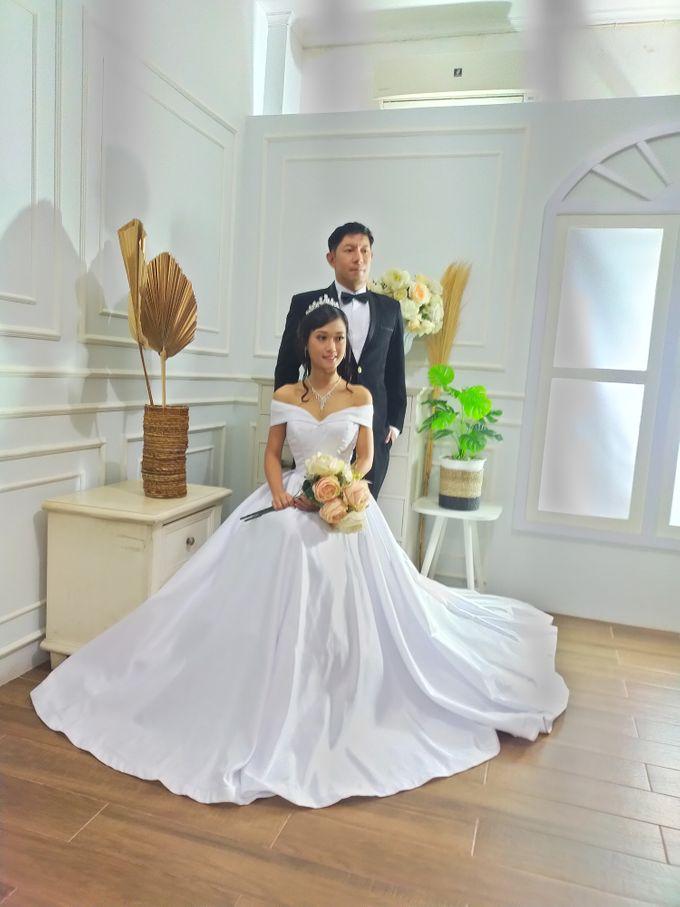 Behind The Scene Prewedding Photo by AMEY CHAN SALON BRIDAL - 002