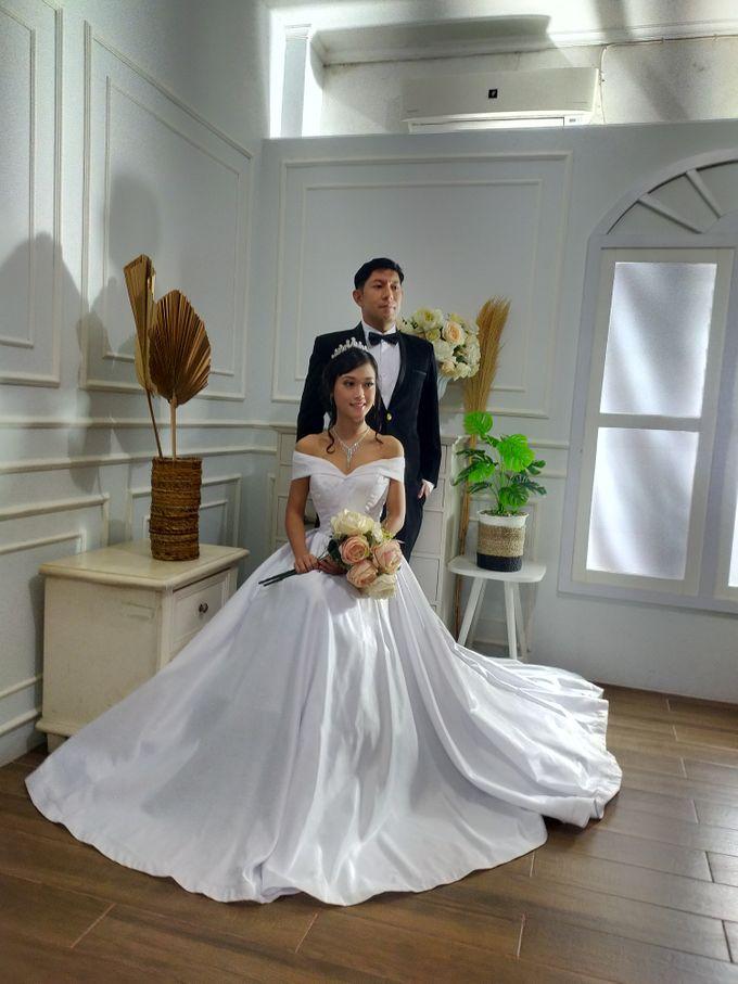 Behind The Scene Prewedding Photo by AMEY CHAN SALON BRIDAL - 003