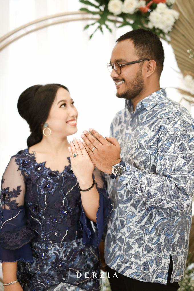 The Engagement of Febby & Rama by DIY Planner - 001