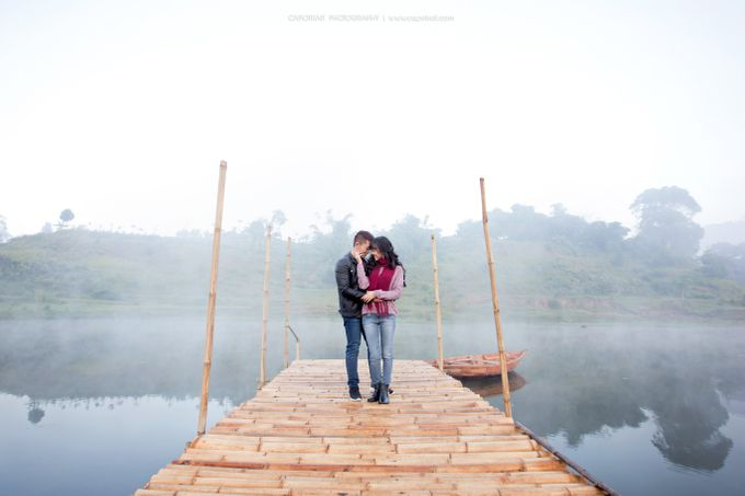 Ryandi and Lea Prewedding by Capotrait Photography - 001