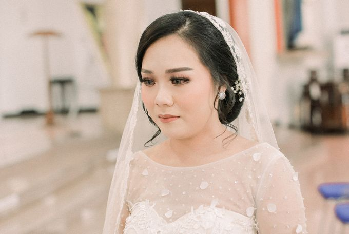 Real intimate wedding on pandemic 2020 MARIA & GALUNG by Kimus Pict - 018