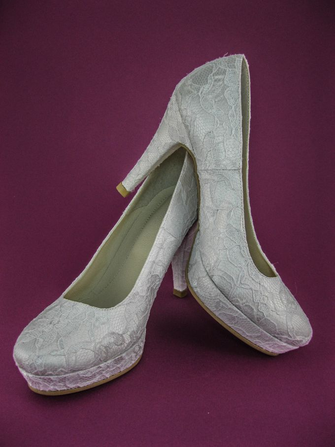 BRIDAL SHOES by Pamela Falli - 047