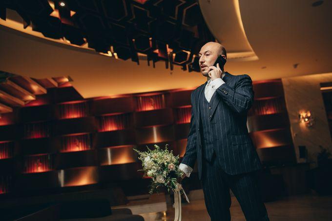 International Wedding in Baku by Rashad Nabiyev Wedding Photographer - 003
