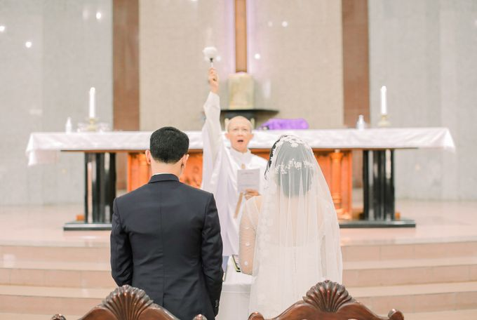 Real intimate wedding on pandemic 2020 MARIA & GALUNG by Kimus Pict - 019