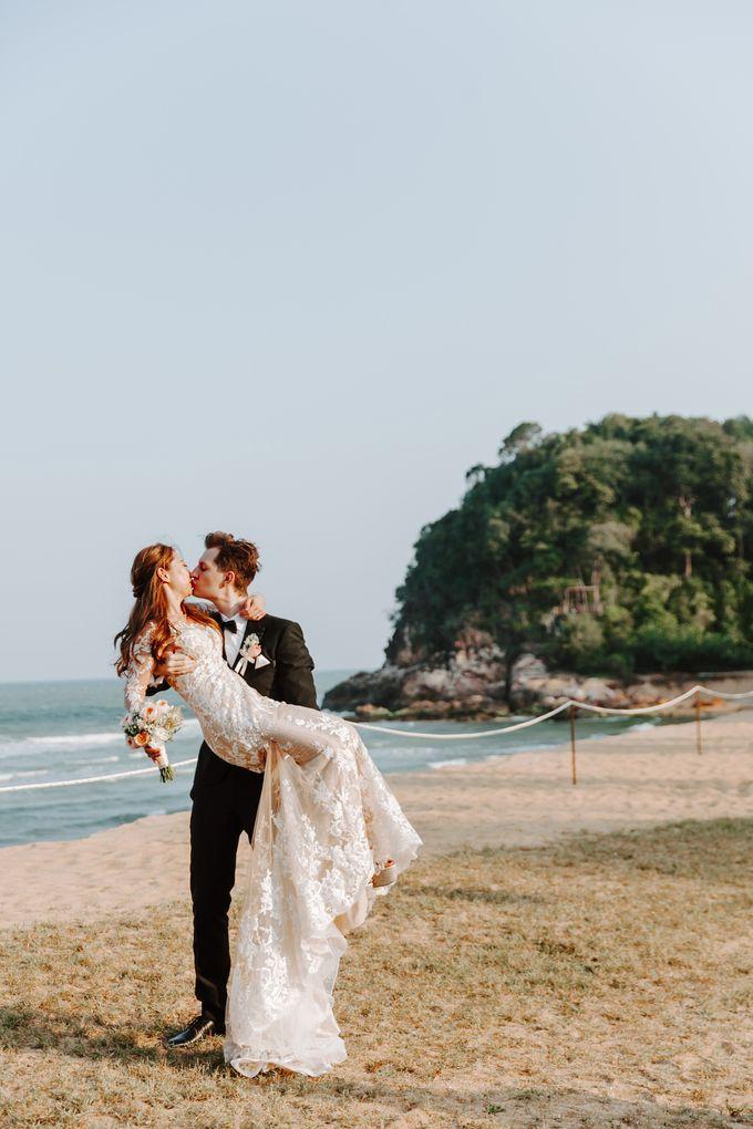 Club Med Cherating Beach wedding   Katelyn & Luca by JOHN HO PHOTOGRAPHY - 005