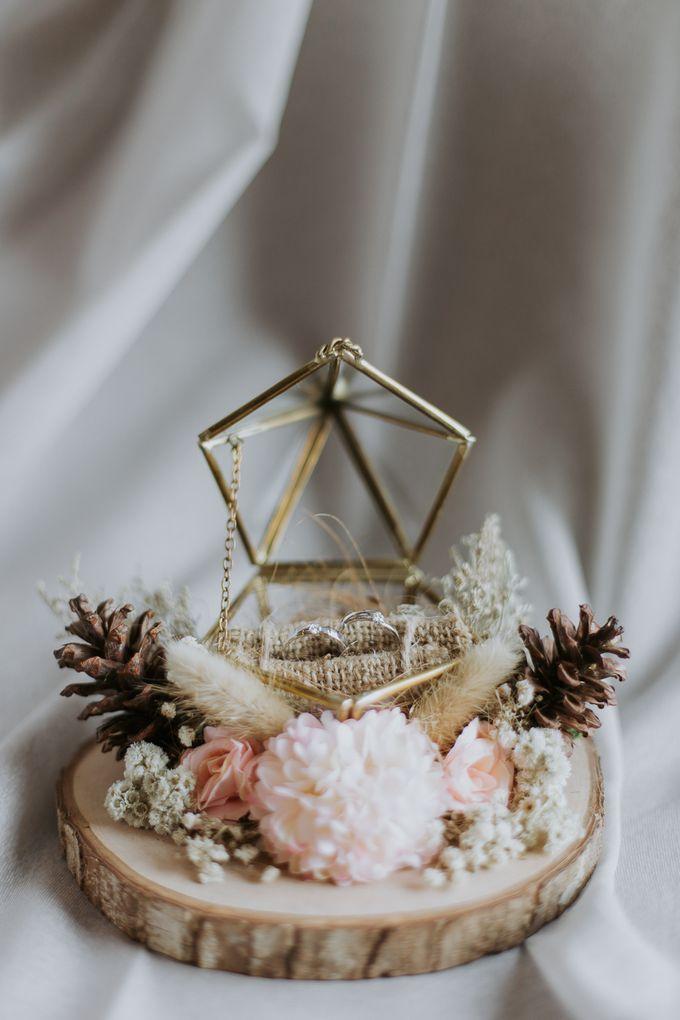 The Wedding of Filda & Hizrian by KRISTAL HOTEL JAKARTA - 004