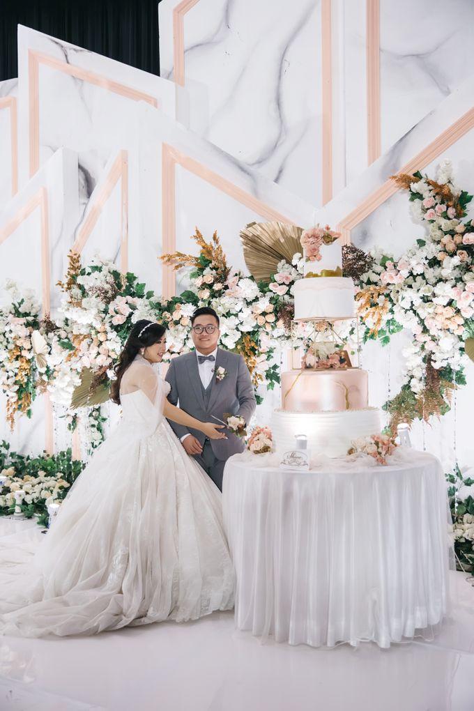 Indra & Yoan Wedding at Hilton by PRIDE Organizer - 001