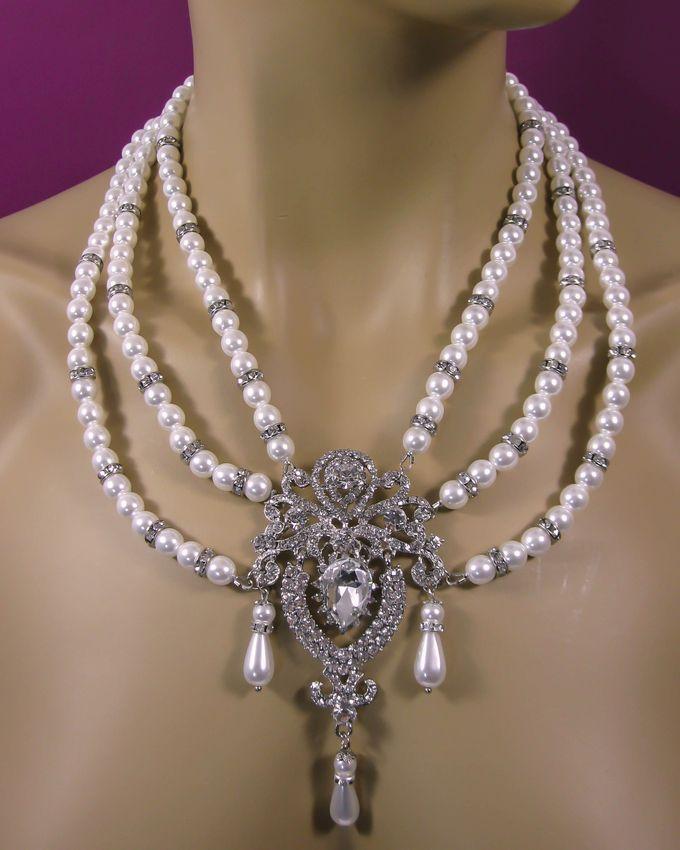 BrIdal Necklaces by Pamela Falli - 001
