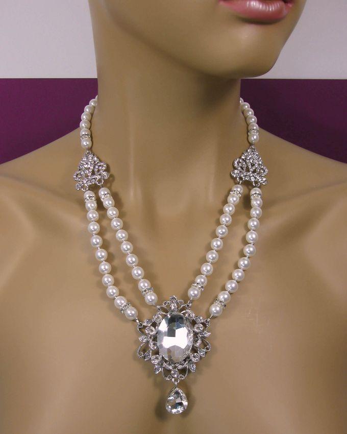 BrIdal Necklaces by Pamela Falli - 002