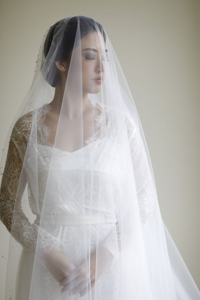 THE WEDDING OF SEAN & TARA (Part 01) - Morning Bridal Beauty Shoot by The Leonardi - 003