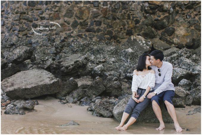 Destination Prewedding - Jeffery & Sophia by Shuttering Hearts - 006