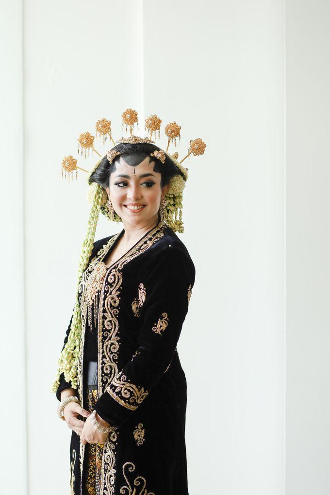 From Wedding Ceremony Randy & Andin by UK International Jakarta - 020