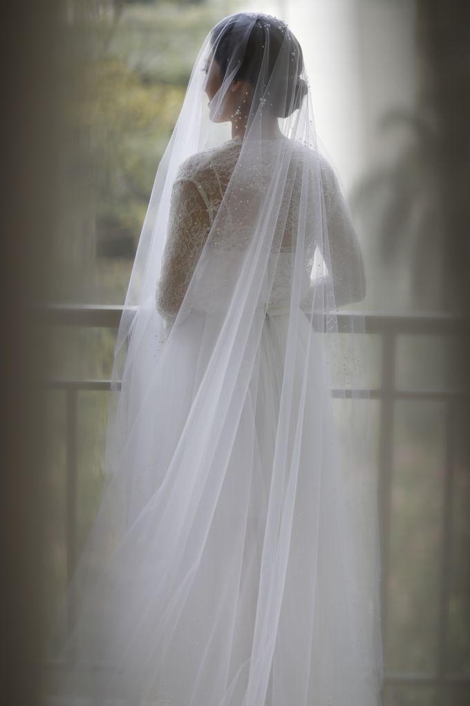 THE WEDDING OF SEAN & TARA (Part 01) - Morning Bridal Beauty Shoot by The Leonardi - 002
