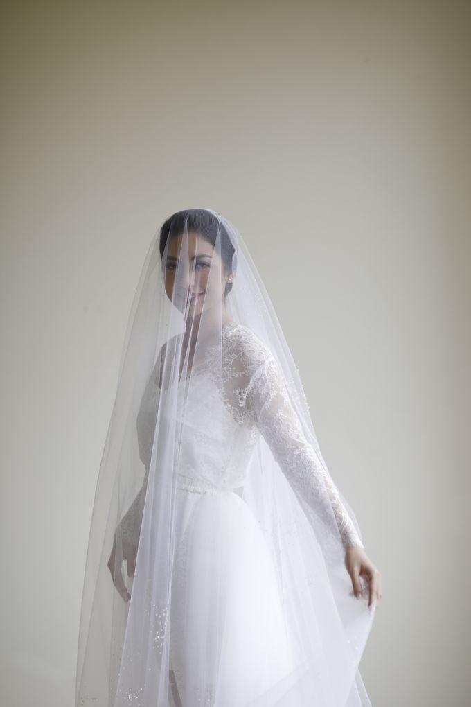 THE WEDDING OF SEAN & TARA (Part 01) - Morning Bridal Beauty Shoot by The Leonardi - 005