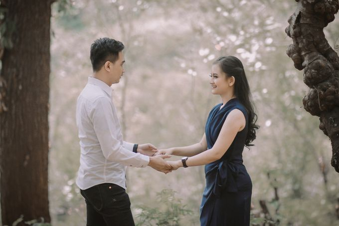 Prewedding Harun & Herlina by Zaki Photography - 001