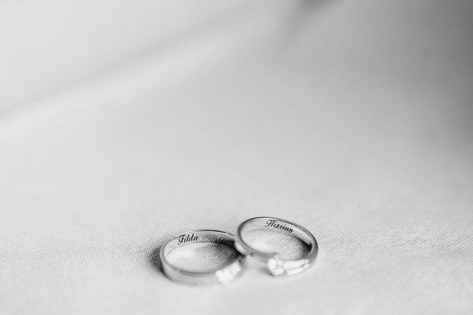 The Wedding of Filda & Hizrian by KRISTAL HOTEL JAKARTA - 005