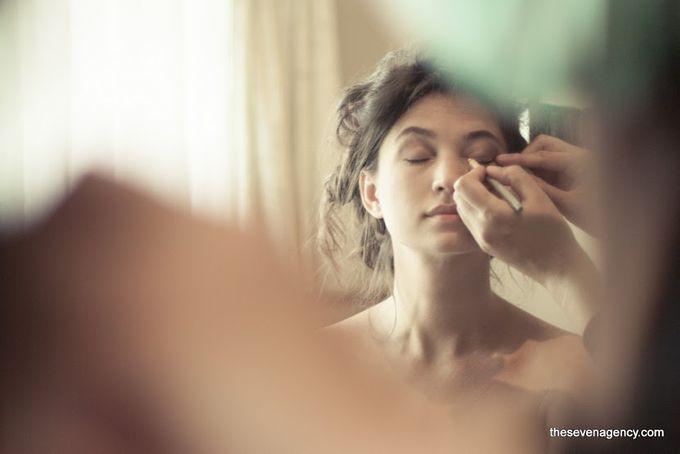 Roman & Evgeniya Wedding by ADW Photography - 003