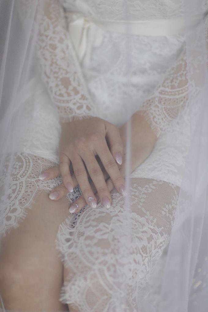 THE WEDDING OF SEAN & TARA (Part 01) - Morning Bridal Beauty Shoot by The Leonardi - 007