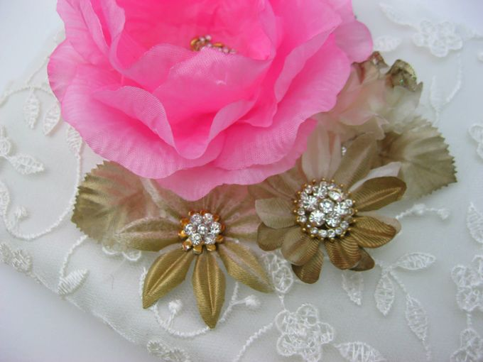 BRIDAL CLUTCHES by Pamela Falli - 040