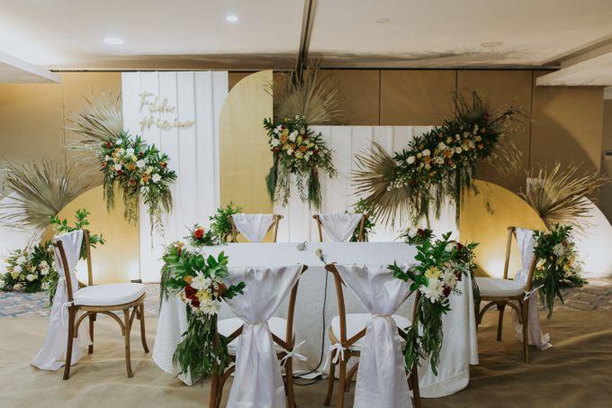 The Wedding of Filda & Hizrian by KRISTAL HOTEL JAKARTA - 003