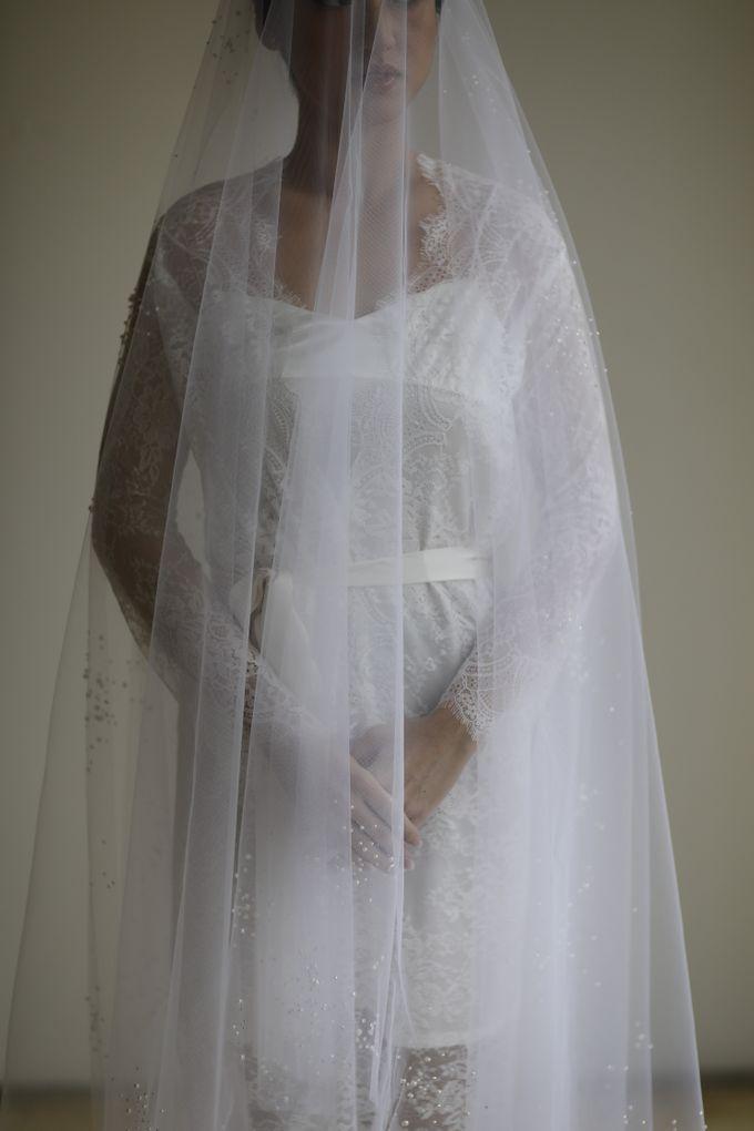 THE WEDDING OF SEAN & TARA (Part 01) - Morning Bridal Beauty Shoot by The Leonardi - 006
