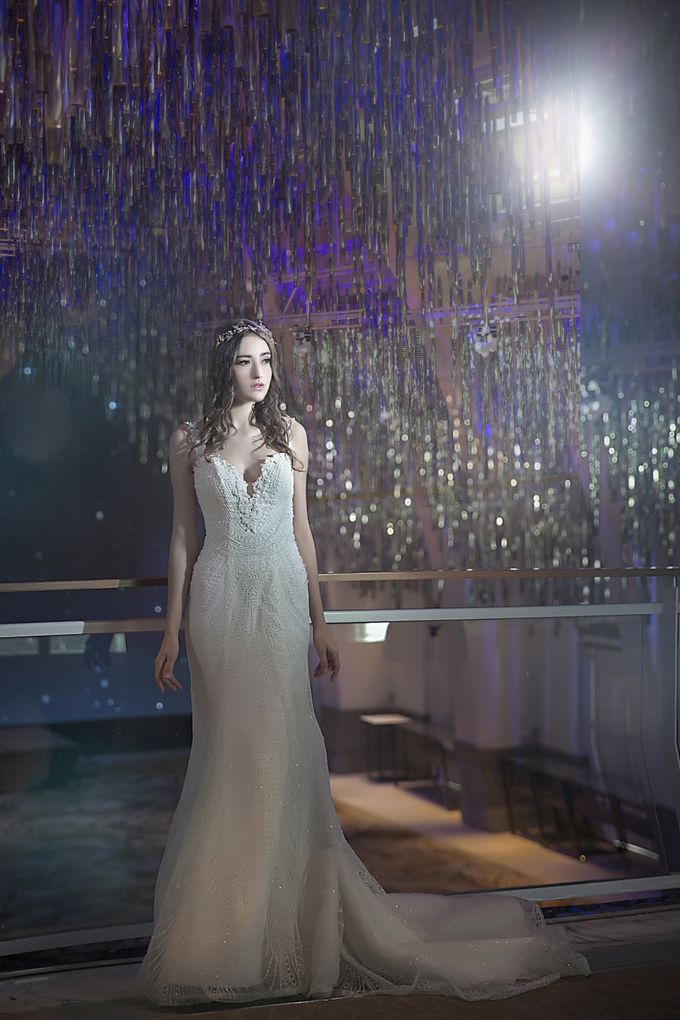 Signature Bridal Gown Range - Luminous by La Belle Couture Weddings Pte Ltd - 001