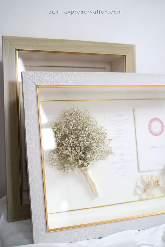 Classic Wedding by Teddy Manuel by Camila V Flower Preservation Studio - 005