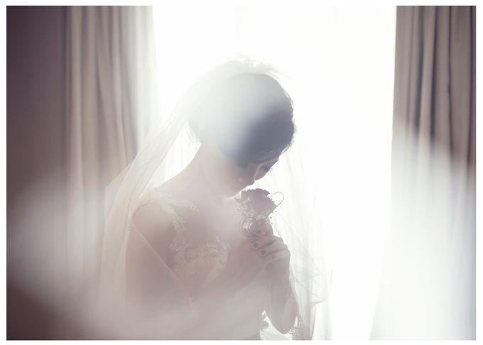 The Wedding of Marcelia & Anton by Ahava by Bona Soetirto - 020